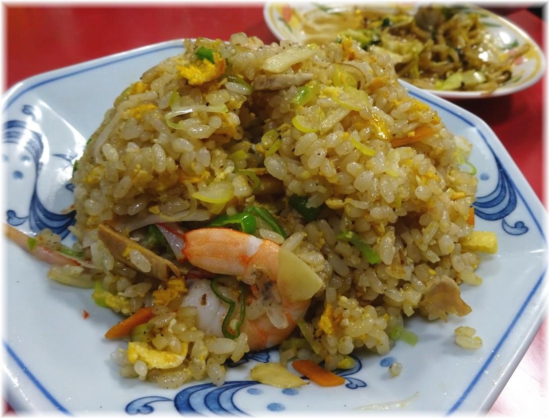 中華康楽 炒飯