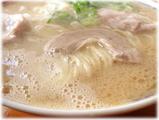 大臣閣 ラーメンのスープ