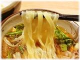 麺屋 宗 MURASAKI(醤油つけ麺)の麺