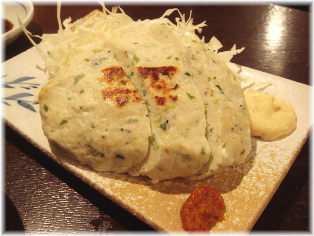 金町製麺 鶏ナンコツ入り和風バーグ