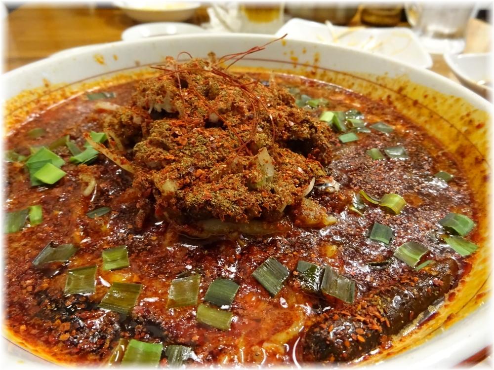 ゴマ哲 赤鷹担々麺の具