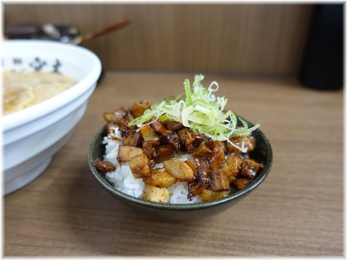 背脂らーめん宮本志木店 ミニコロチャー丼