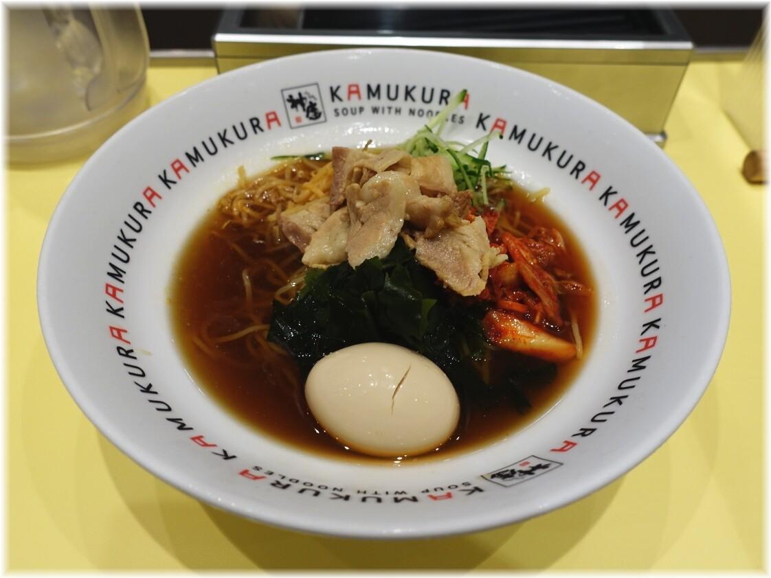 神座渋谷店2 冷たいおいしいラーメン
