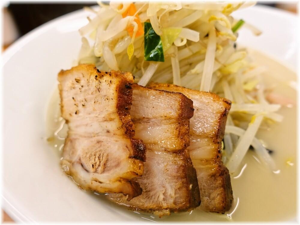 富白 鶏ぶた塩タンメンのチャーシューチャーシュー