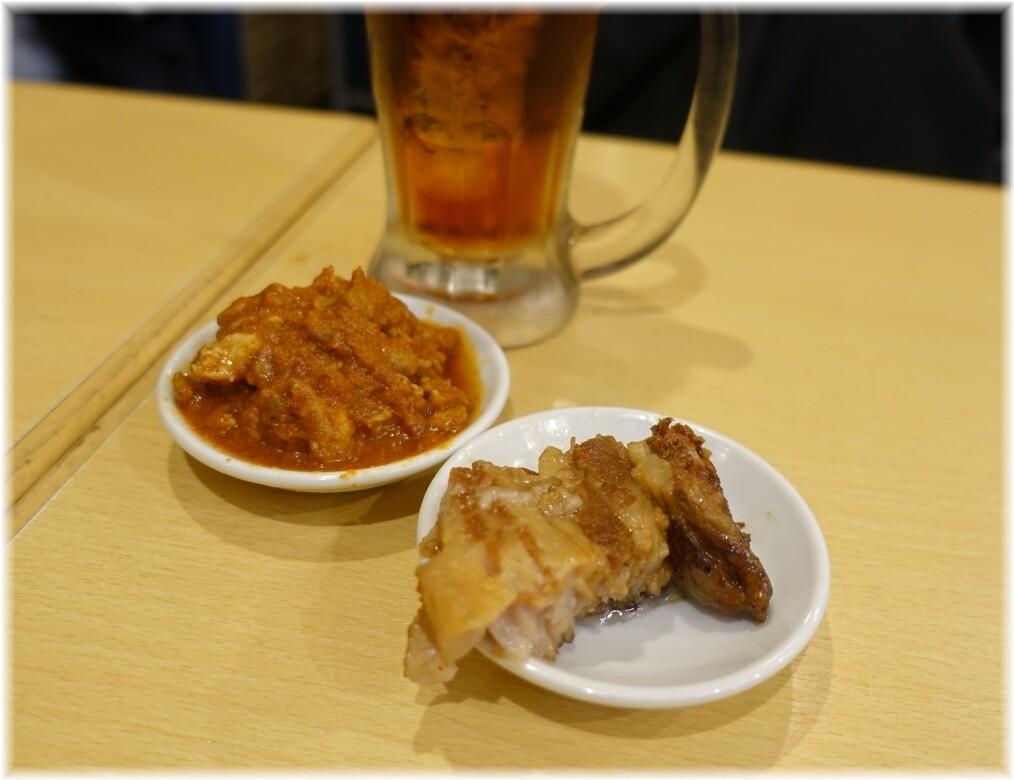 桂花ラーメンふぁんてん2 太肉と辛肉