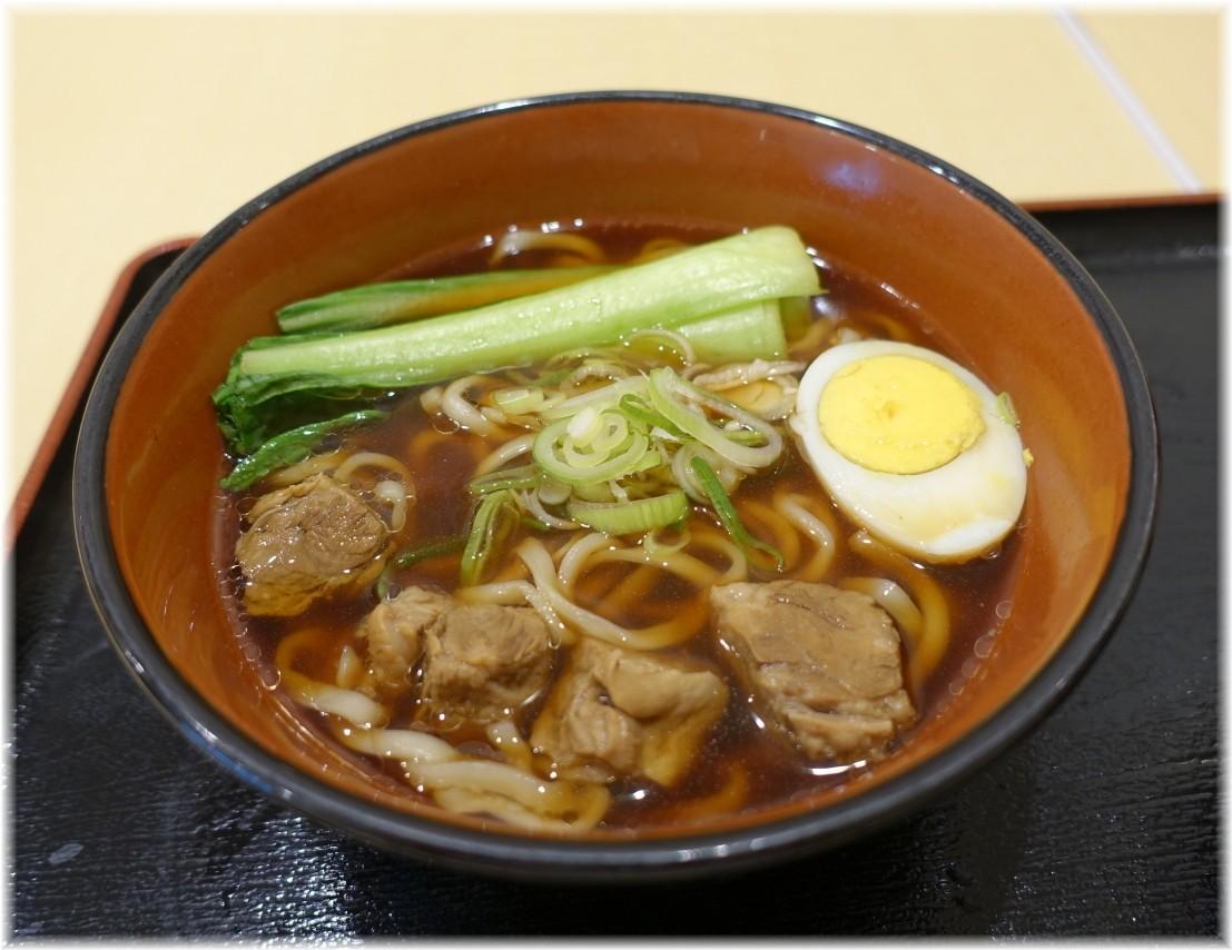 三商巧福赤坂店 牛肉麺