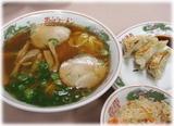 岡山ラーメン後楽 麺定食