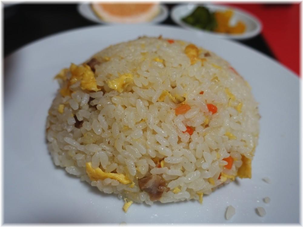 中国家庭料理大連 セットの半チャーハン