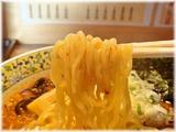 らーめん惣太郎 辛味噌らーめんの麺