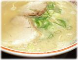 冨ちゃんラーメン ラーメンのスープ
