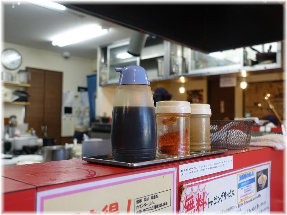 麺屋桐龍 ラーメンノタレ等