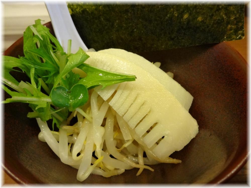 イツワ製麺所食堂東神奈川店 スーラーつけ麺の具