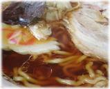 南京ラーメン総本家 星の家 並(普通盛り)のスープ