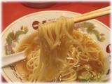 天下一品 あっさり中華そばの麺