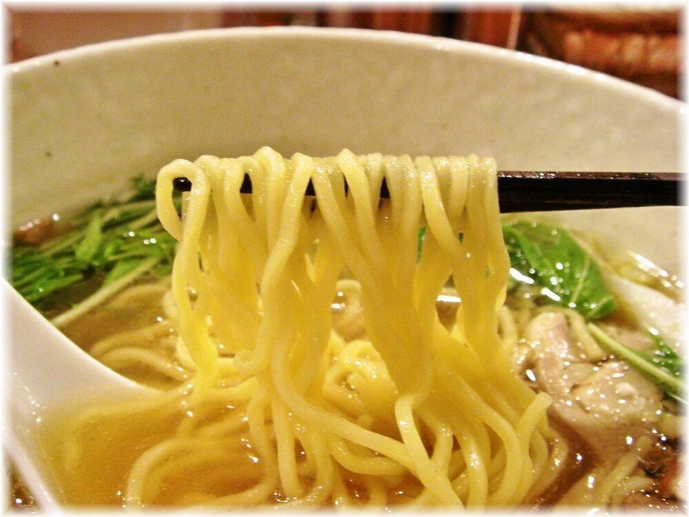 芳たけ 中華麺の麺