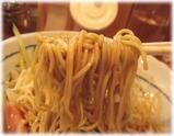 博多ラーメン 由丸 冷やし担々麺の麺