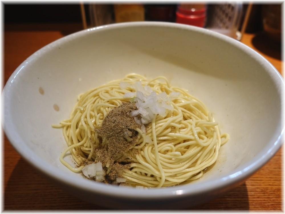 麺屋烈 ニボ玉