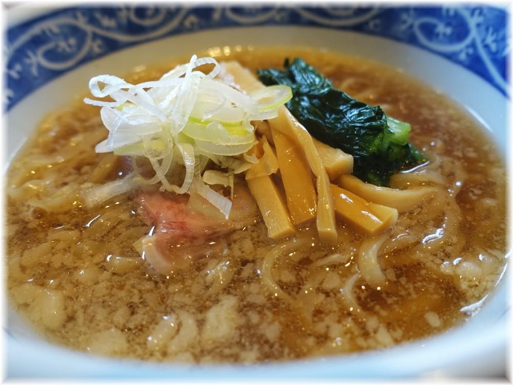 寿製麺よしかわ川越店5 アゴ飯干の醤油豚骨そばの具