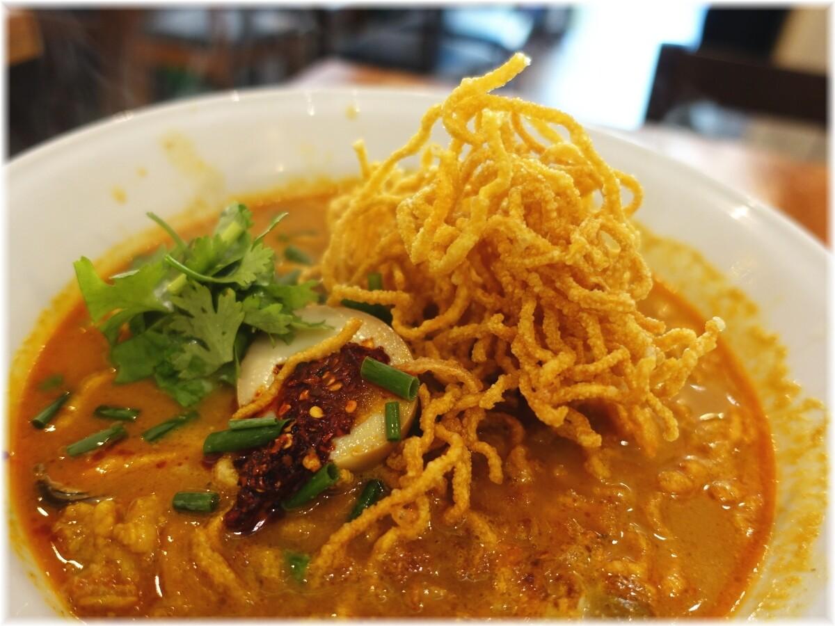 タイ国専門食堂 カーオソーイの具