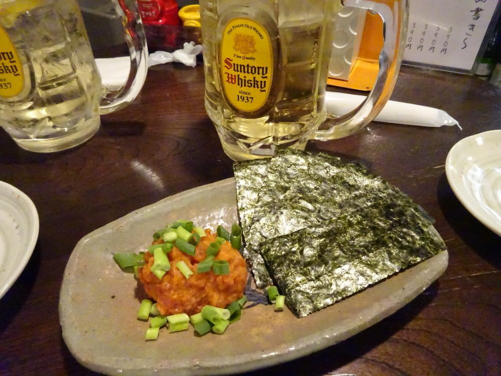 金町製麺6 マグロユッケ