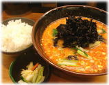 グスタメン 海菜担担麺