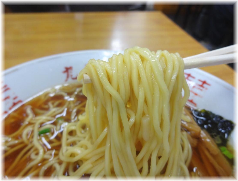 九州屋 ラーメンの麺