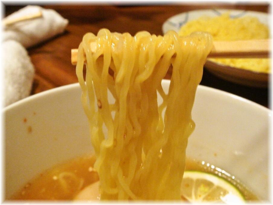あすか あすかのつけラーメンの麺