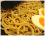 麺食い慎太郎 イカしたつけめんの麺