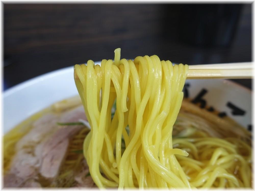 がんこ分店相模原 塩(バラ)の麺