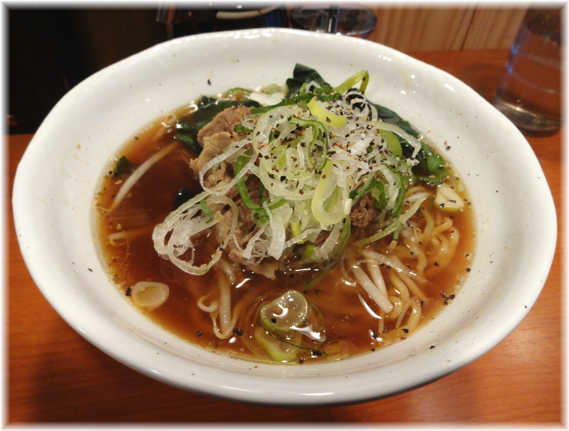 肉肉ラーメン 肉肉ラーメン(タレ)