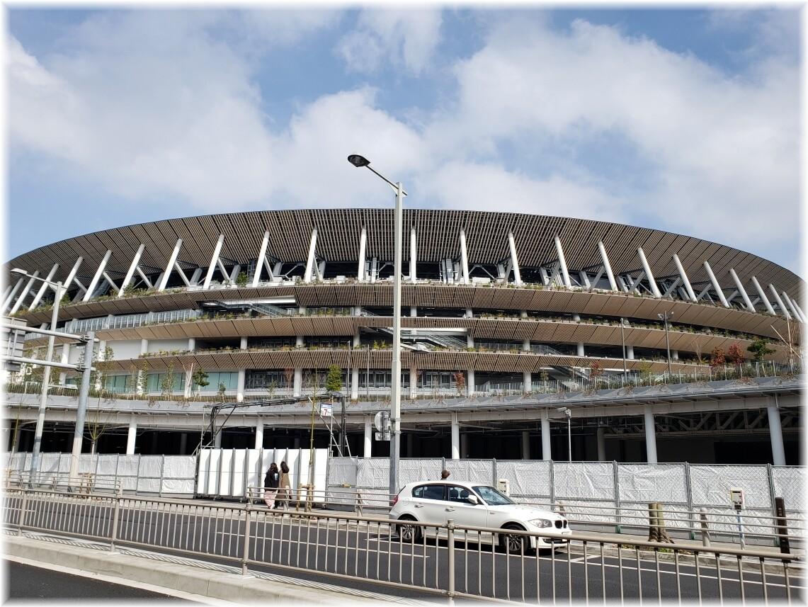 ホープ軒2 新国立競技場