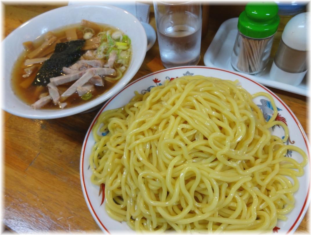 一福 つけ麺(トリプル)
