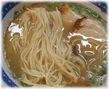 西谷家 ラーメンの麺