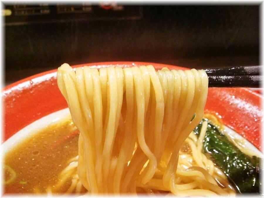 古武士 ラーメンの麺