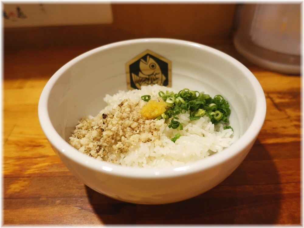 麺魚本店 雑炊セット