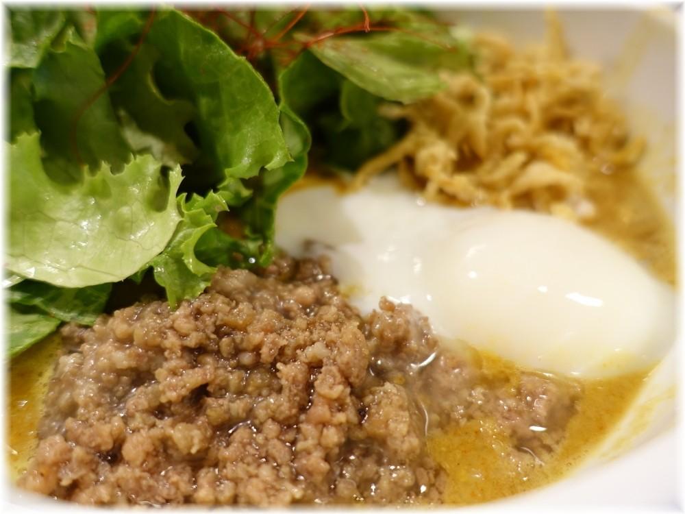 tokyo hoajao style IKEDA2 カリー麺の具