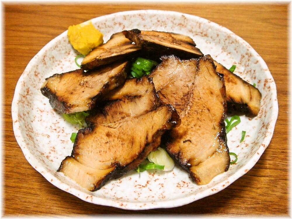 麺屋多吉 焼き豚盛り