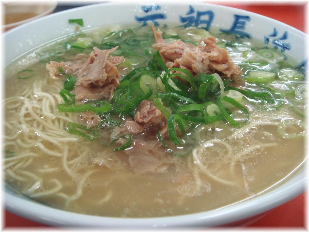 元祖長浜屋5 ベタカタのスープ