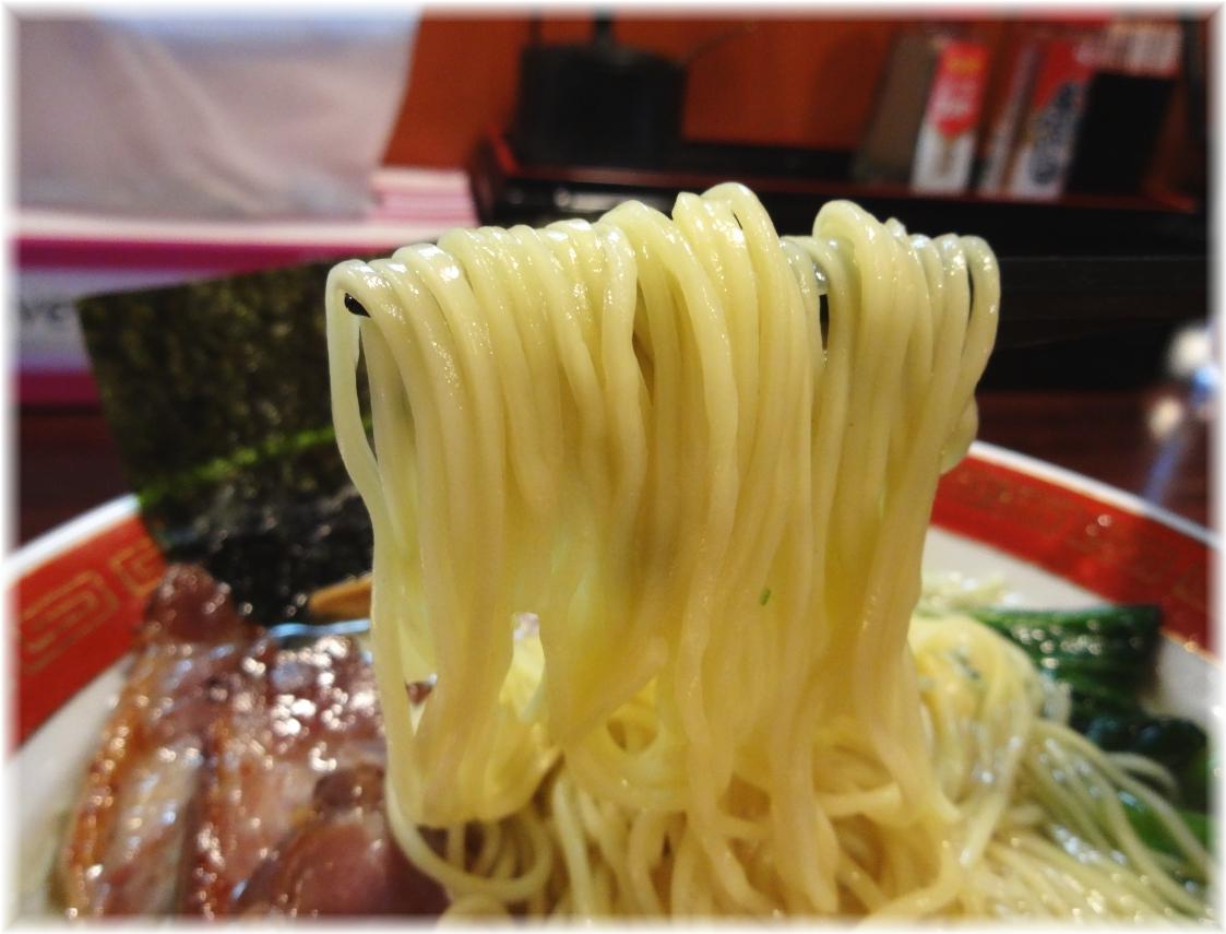 懐や 特塩(細麺)の麺