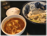 我流蕎麦 つじ田 スープ割り
