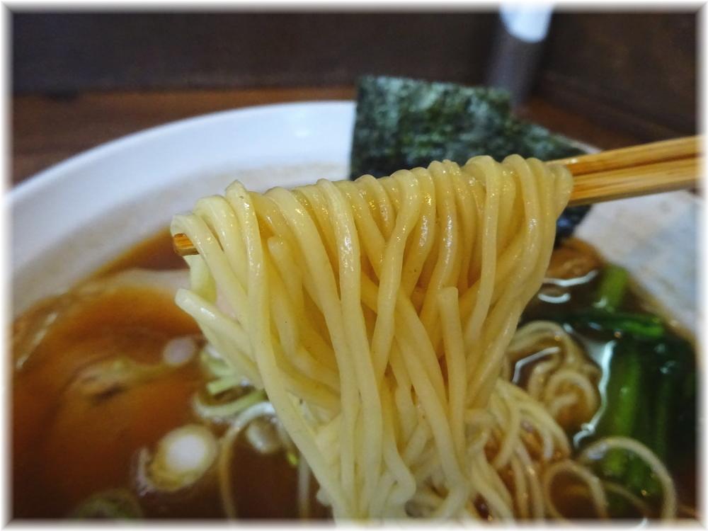 HANABI 味玉らーめんの麺