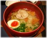 銀座五行 鶏塩麺