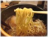 まとい 正油ラーメン(こってり)の麺