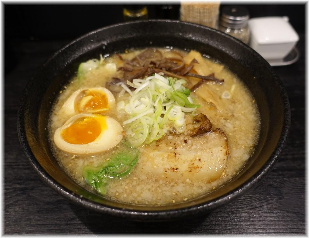 麺屋笹苑 特製醤油