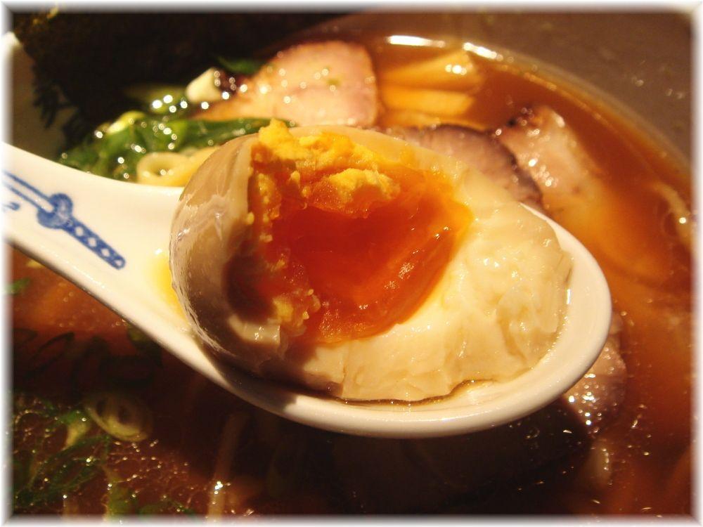麺屋武蔵虎嘯 味玉