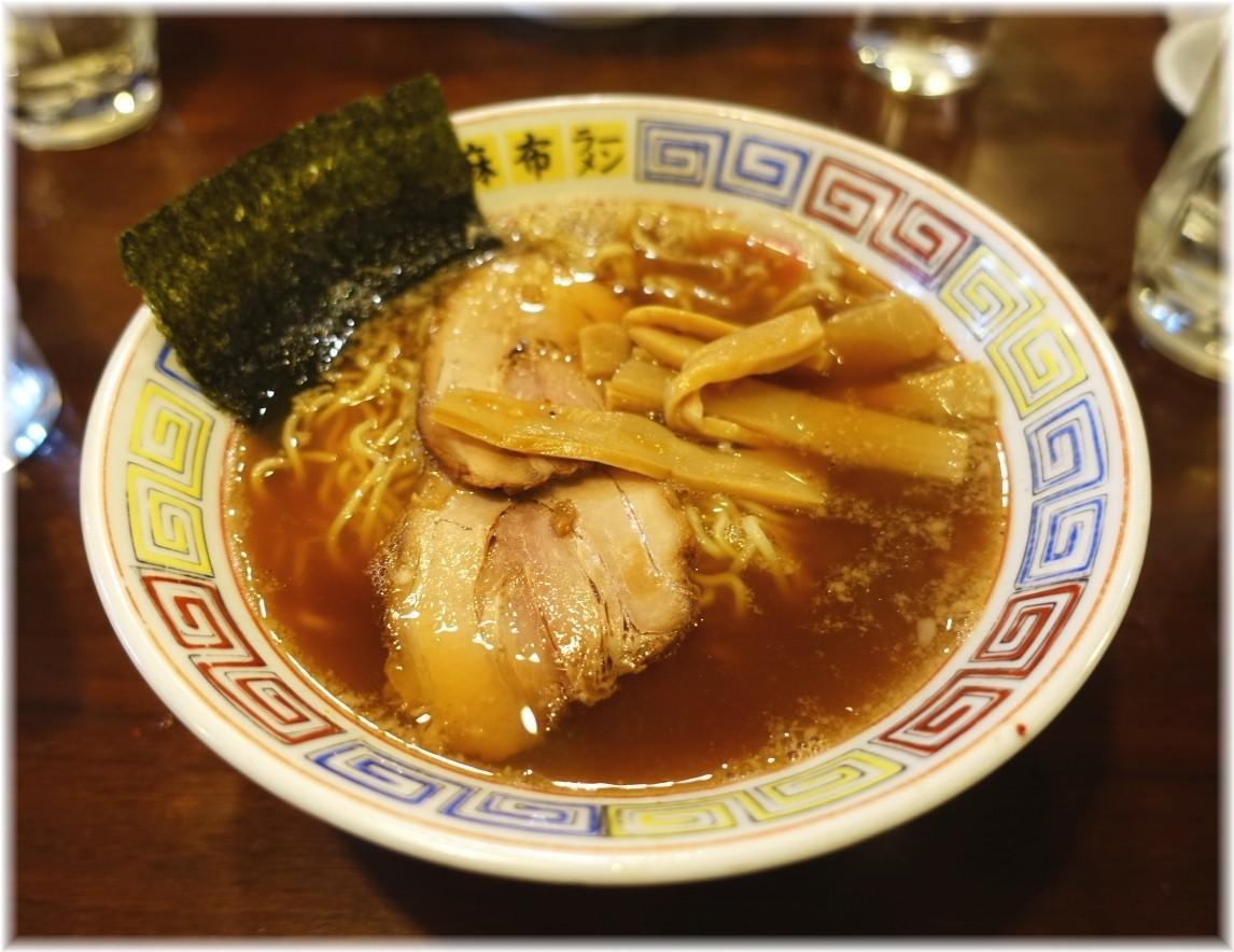 麻布ラーメン慶應三田店2 屋台の味(醤油)