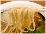 東京ラーメンショー2010 琉球麺侍の麺