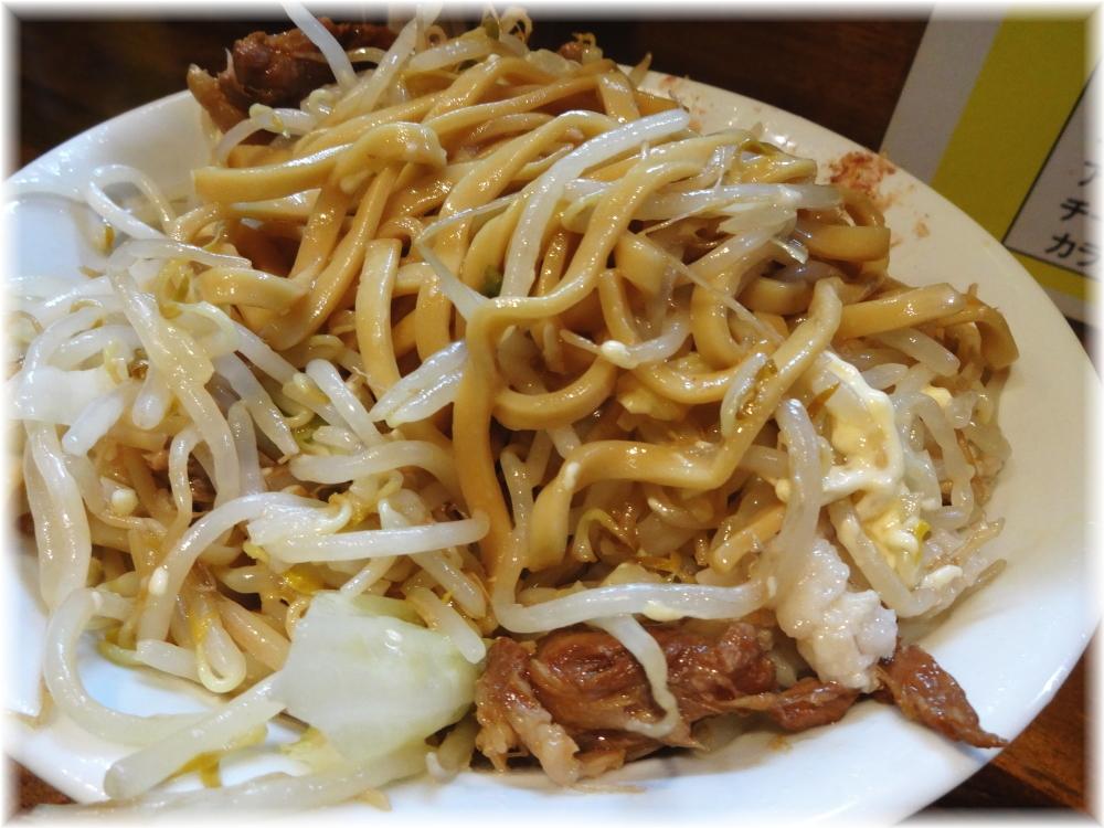 MAZERU まぜそば(醤油)の麺1