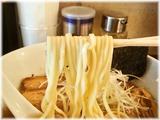 高蔵道 塩ラーメンの麺