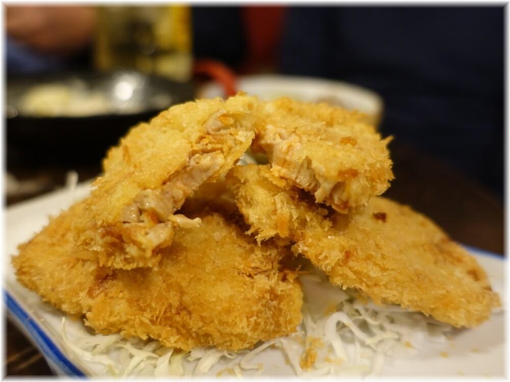 金町製麺12 自家製あん肝のフライ